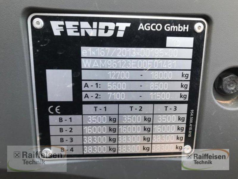 Traktor des Typs Fendt 942 Vario Gen6 ProfiPlus, Neumaschine in Wipperdorf (Bild 3)