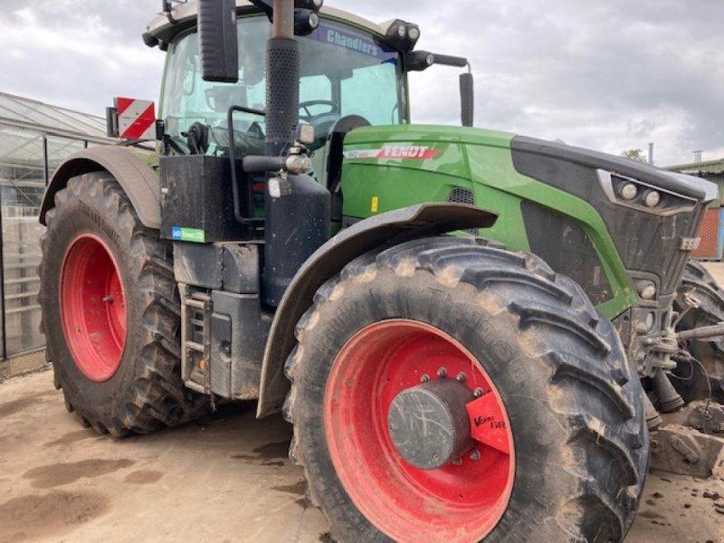 Traktor a típus Fendt 942 Vario Profi, Gebrauchtmaschine ekkor: Whaplode (Kép 1)