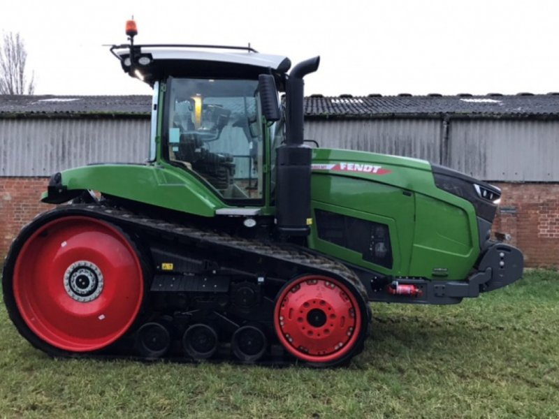 Traktor des Typs Fendt 943 Vario MT S4, Gebrauchtmaschine in Grantham (Bild 1)