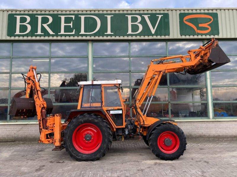Traktor des Typs Fendt F 380 GT, Gebrauchtmaschine in Roosendaal (Bild 1)
