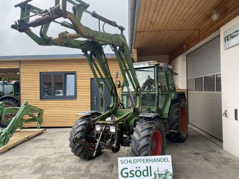 Traktor a típus Fendt F 380 GTA, Gebrauchtmaschine ekkor: Saldenburg (Kép 1)