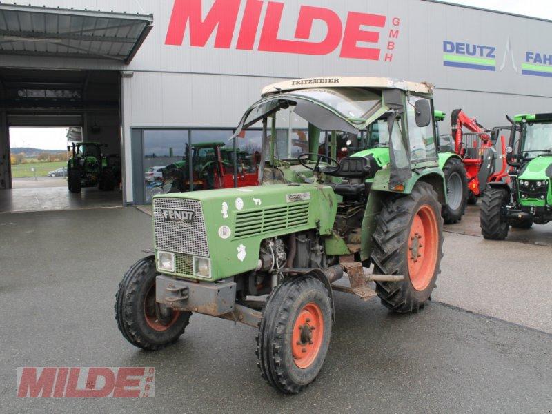 Traktor des Typs Fendt Farmer 102 S Turbomatik, Gebrauchtmaschine in Creußen (Bild 1)