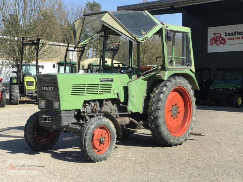 Traktor des Typs Fendt Farmer 103 S Turbomatik, Gebrauchtmaschine in Marl (Bild 1)