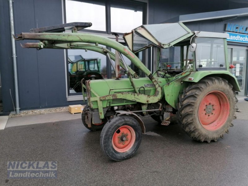 Traktor des Typs Fendt Farmer 106 S, Gebrauchtmaschine in Schirradorf (Bild 1)