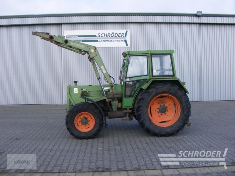 Фотография Fendt Farmer 108 LS Turbomatik