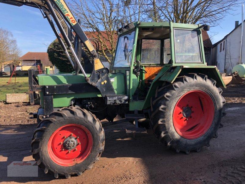 Traktor des Typs Fendt Farmer 108 LS, Gebrauchtmaschine in Schwandorf (Bild 1)
