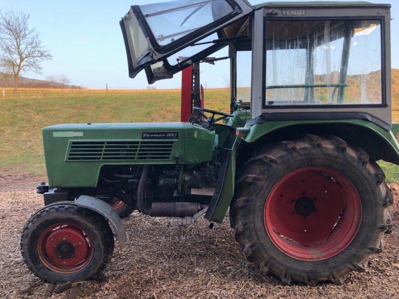 Traktor a típus Fendt Farmer 200 s, Gebrauchtmaschine ekkor: Tann (Kép 1)