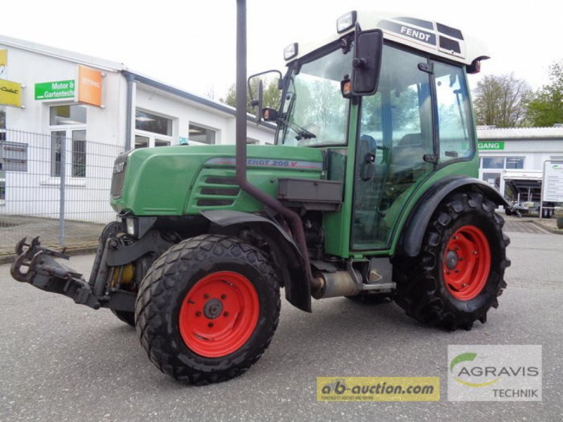 Traktor of the type Fendt FARMER 206 V, Gebrauchtmaschine in Gyhum-Nartum (Picture 1)
