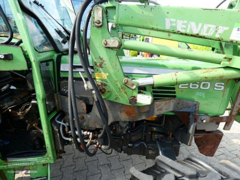 Traktor типа Fendt Farmer 260 SA, Gebrauchtmaschine в Aurolzmünster (Фотография 6)