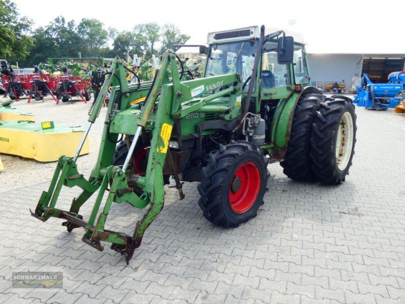 Traktor типа Fendt Farmer 260 SA, Gebrauchtmaschine в Aurolzmünster (Фотография 4)