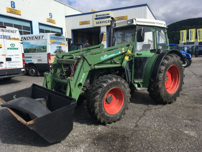 Traktor tipa Fendt Farmer 275 SA, Gebrauchtmaschine u Villach (Slika 1)