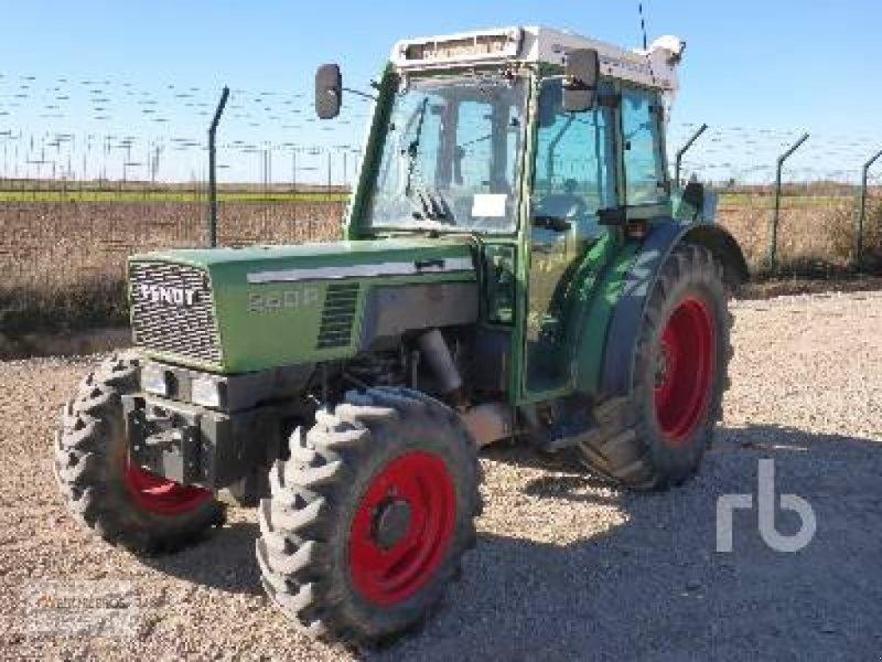 Traktor del tipo Fendt FARMER 280, Gebrauchtmaschine en Ocana (Imagen 1)