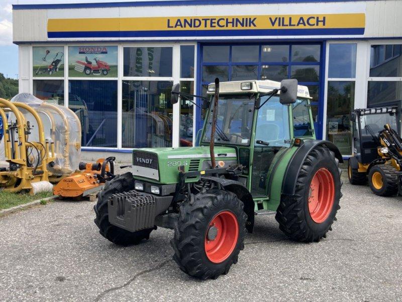 Traktor des Typs Fendt Farmer 280, Gebrauchtmaschine in Villach (Bild 1)