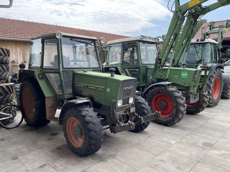 Traktor des Typs Fendt Farmer 304 LSA 40 km/h, Gebrauchtmaschine in Saldenburg (Bild 1)