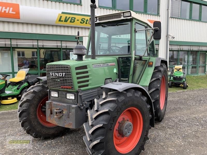 Traktor des Typs Fendt Farmer 304 LSA, Gebrauchtmaschine in Barsinghausen OT Groß Munzel (Bild 1)