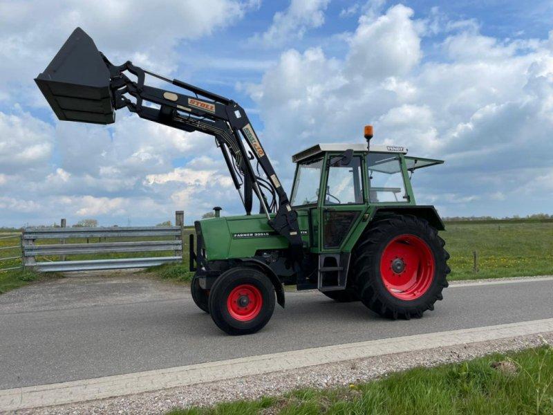 Traktor typu Fendt Farmer 305 LS Stoll voorlader, Gebrauchtmaschine w zwolle (Zdjęcie 1)