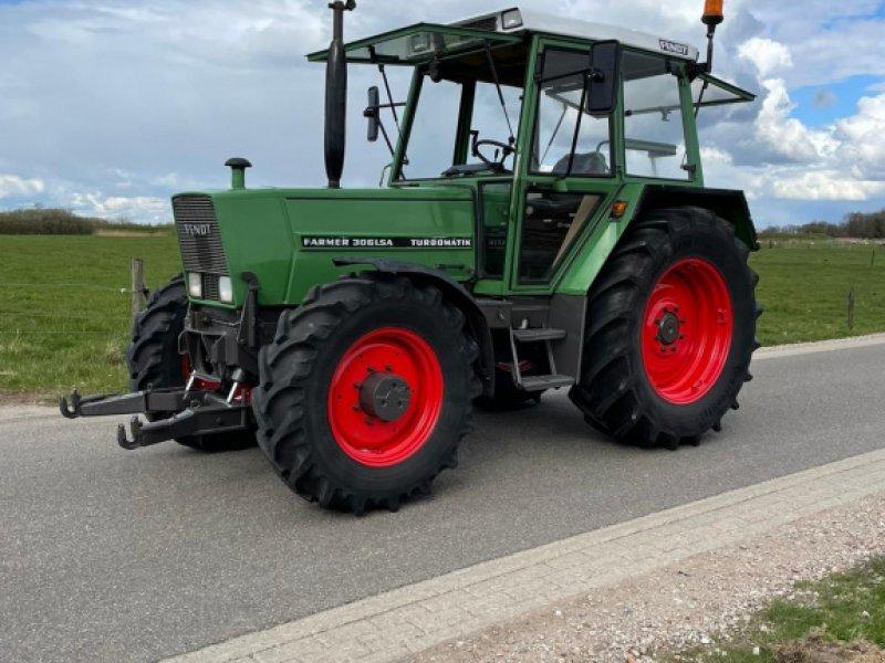 Traktor типа Fendt Farmer 306 LSA, Gebrauchtmaschine в zwolle (Фотография 1)