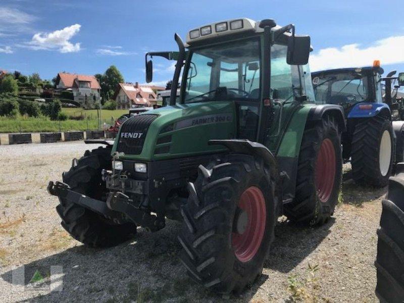 Traktor типа Fendt Farmer 308 CA, Gebrauchtmaschine в Markt Hartmannsdorf (Фотография 1)