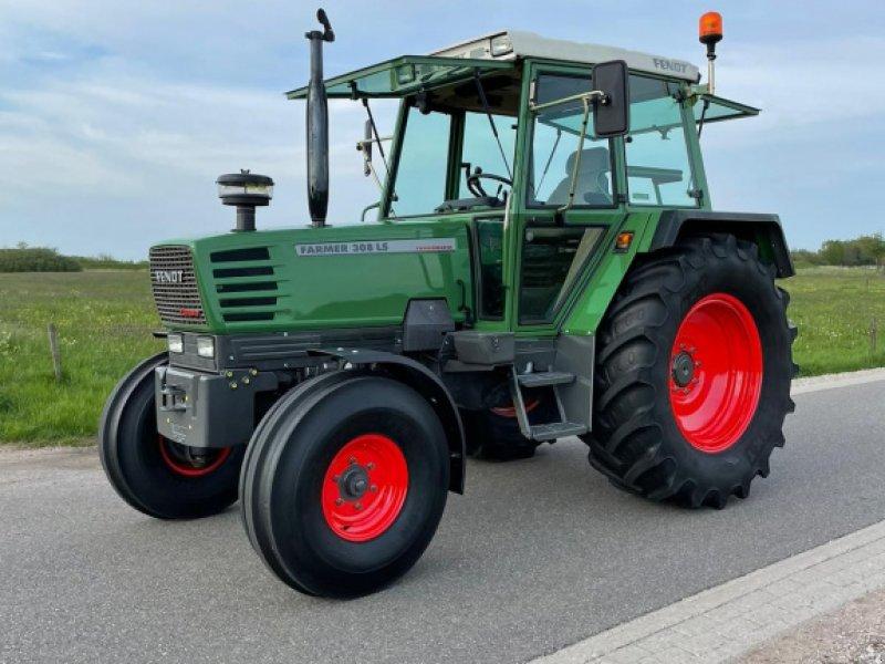 Traktor типа Fendt Farmer 308 LS, Gebrauchtmaschine в zwolle (Фотография 1)
