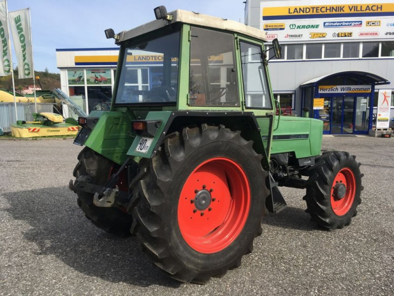 Traktor des Typs Fendt Farmer 308 LSA 40 km/h, Gebrauchtmaschine in Villach (Bild 4)