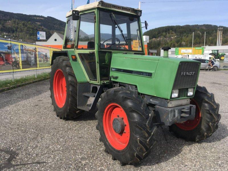 Traktor des Typs Fendt Farmer 308 LSA 40 km/h, Gebrauchtmaschine in Villach (Bild 3)