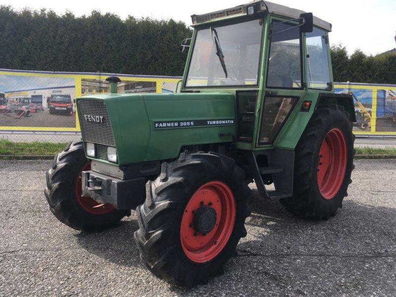 Traktor des Typs Fendt Farmer 308 LSA 40 km/h, Gebrauchtmaschine in Villach (Bild 1)