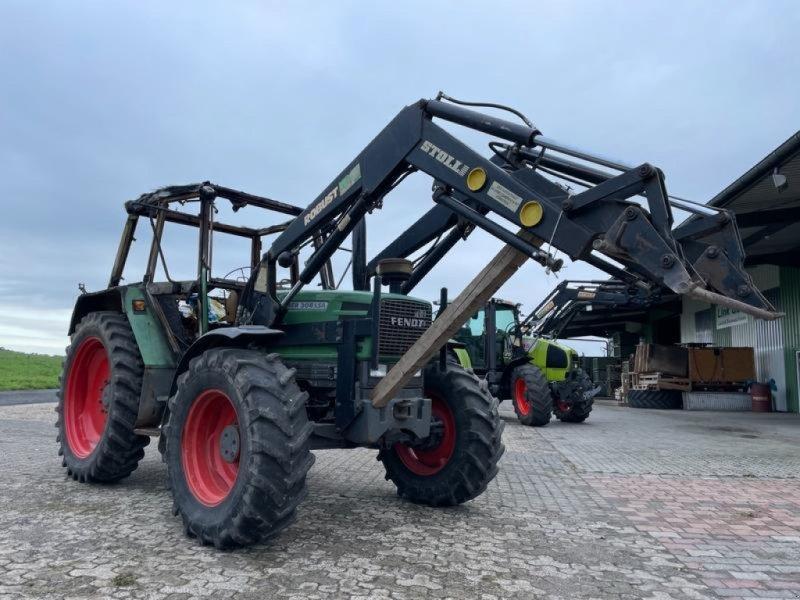 Traktor типа Fendt Farmer 308 LSA Brandschaden, Gebrauchtmaschine в Steinau  (Фотография 1)