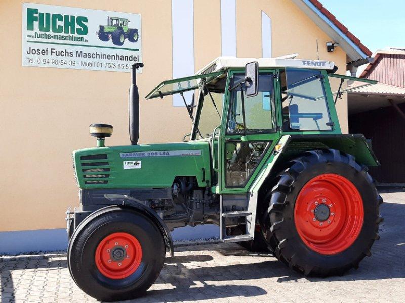 Traktor typu Fendt Farmer 308LSA Turbomatik, Gebrauchtmaschine v Laaber (Obrázok 1)