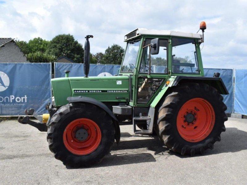 Traktor типа Fendt Farmer 308LSA Turbomatik, Gebrauchtmaschine в Antwerpen (Фотография 1)