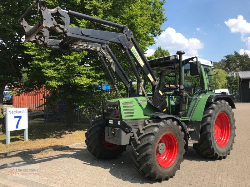 Traktor des Typs Fendt Farmer 309 C Turbomatik m. Frontlader **nur 6800 Betr.-Std.**, Gebrauchtmaschine in Marl (Bild 1)