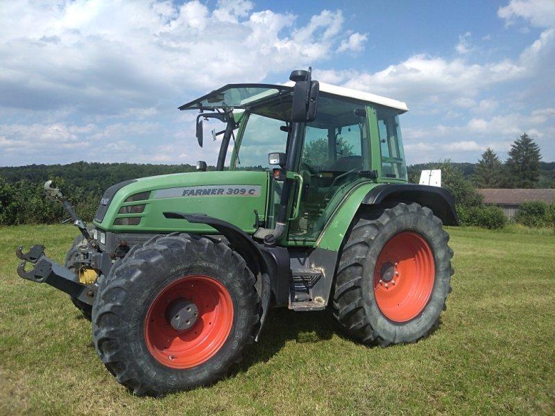 Traktor типа Fendt Farmer 309 C, Gebrauchtmaschine в Harburg (Фотография 1)