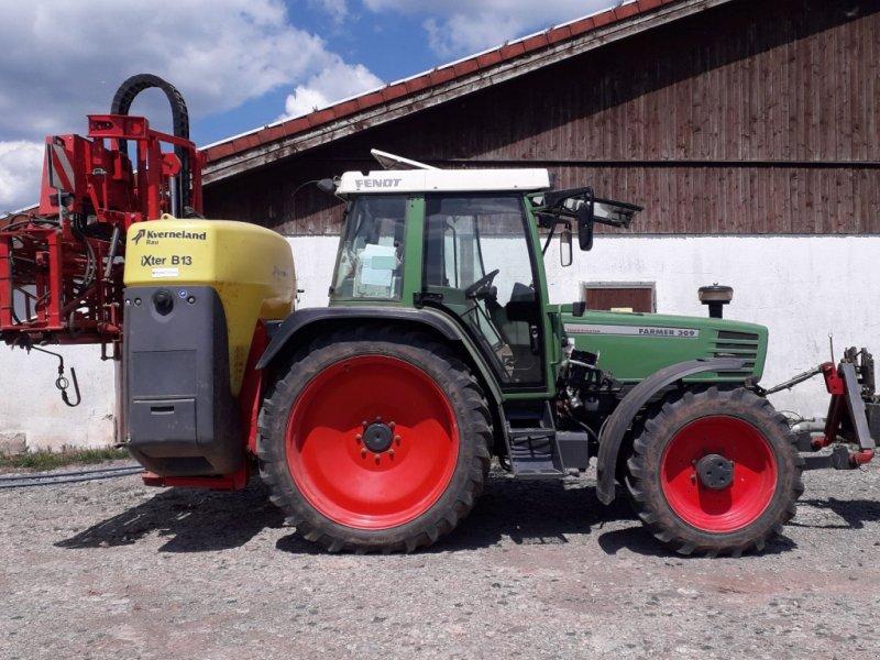 Bild Fendt Farmer 309 E mit Frontlader
