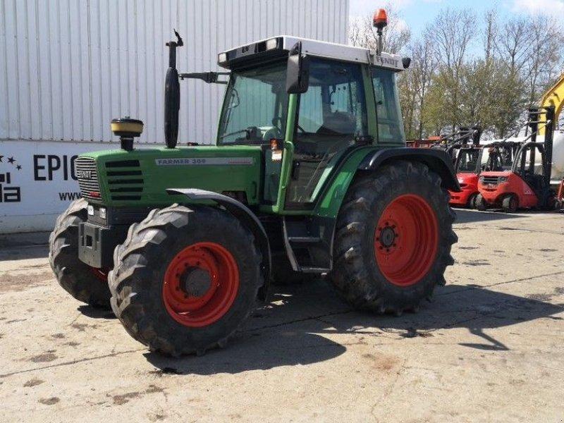 Traktor typu Fendt Farmer 309 Turbomatik, Gebrauchtmaschine w Leende (Zdjęcie 1)