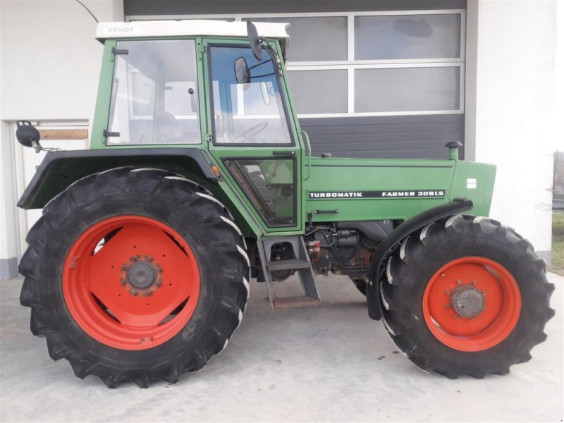 Traktor tip Fendt Farmer 309LS, Gebrauchtmaschine in Rot an der Rot (Poză 1)