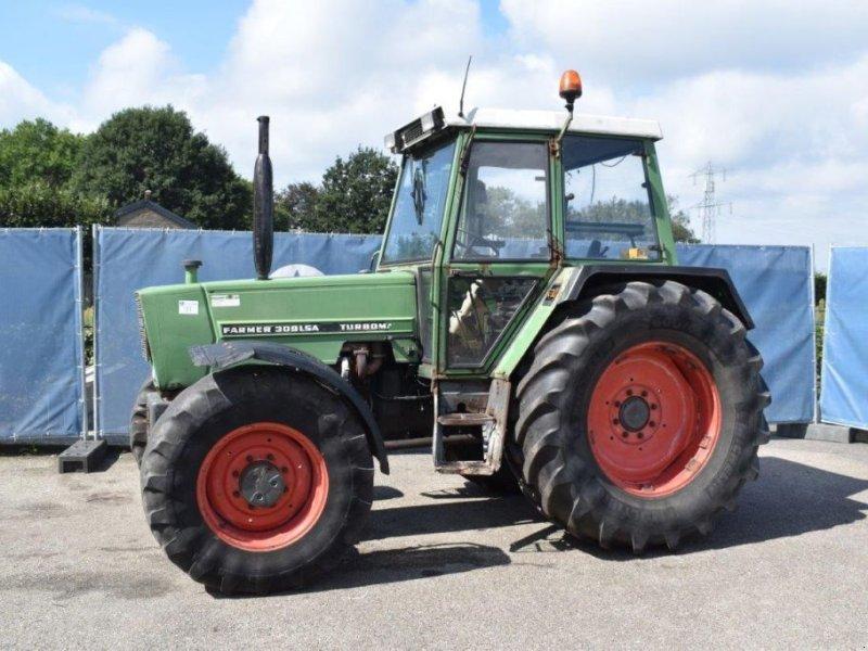 Traktor типа Fendt Farmer 309LSA Turbomatik, Gebrauchtmaschine в Antwerpen (Фотография 1)
