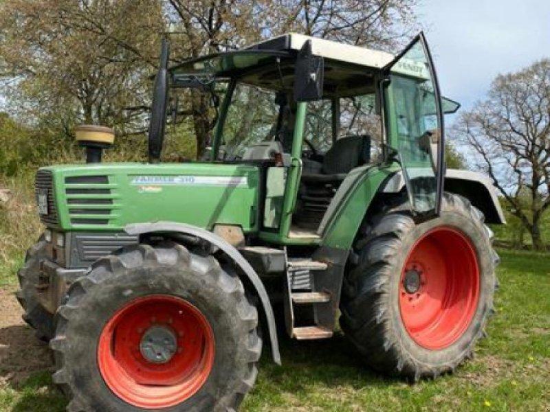 Traktor des Typs Fendt Farmer 310 E, Gebrauchtmaschine in Steinau  (Bild 1)