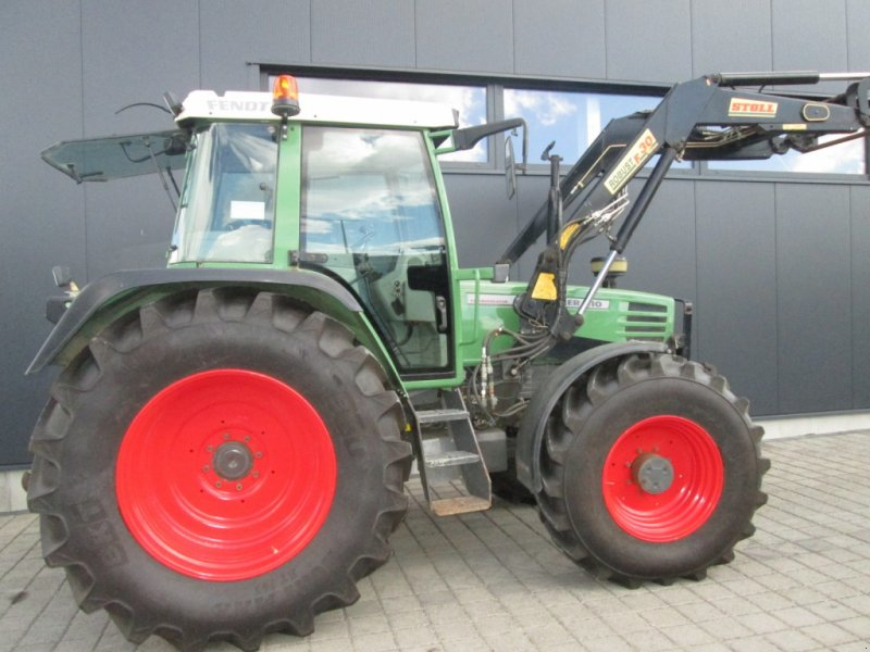 Traktor του τύπου Fendt Farmer 310 EHS Stoll Frontlader, Gebrauchtmaschine σε Wülfershausen an der Saale (Φωτογραφία 1)