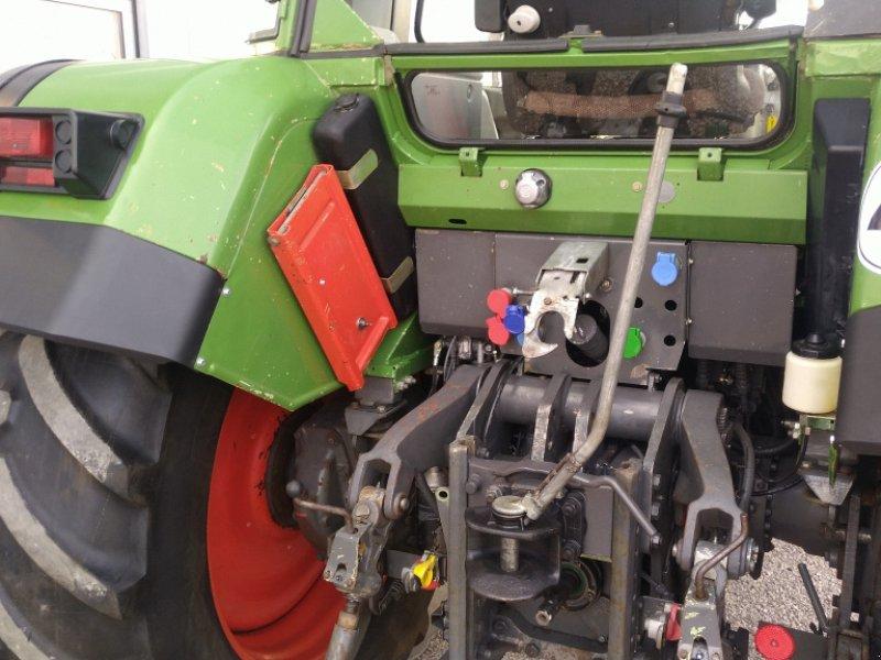 Traktor des Typs Fendt Farmer 310 Turbomatik mit Fronthydraulik Anbaukonsolen, Gebrauchtmaschine in Großschönbrunn (Bild 5)