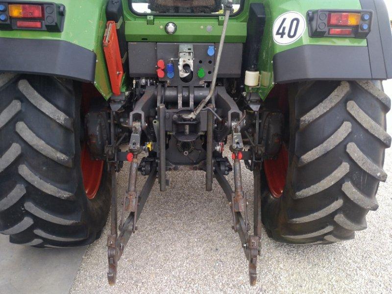 Traktor des Typs Fendt Farmer 310 Turbomatik mit Fronthydraulik Anbaukonsolen, Gebrauchtmaschine in Großschönbrunn (Bild 8)