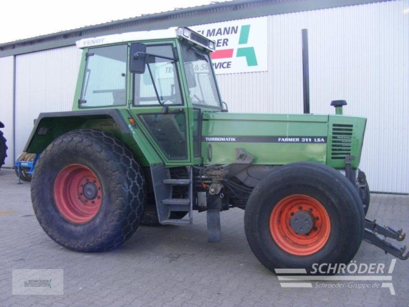 Traktor des Typs Fendt Farmer 311 LSA, Gebrauchtmaschine in Lastrup (Bild 1)