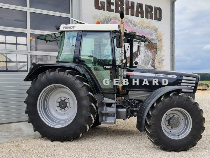 Traktor a típus Fendt Farmer 311 Turbomatik Black Edition 6 Zylinder, Gebrauchtmaschine ekkor: Großschönbrunn (Kép 1)