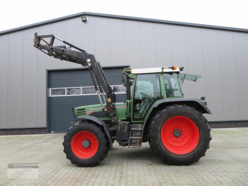 Traktor des Typs Fendt Farmer 312 DL,FH,Klima, Frontlader, Gebrauchtmaschine in Meppen (Bild 1)