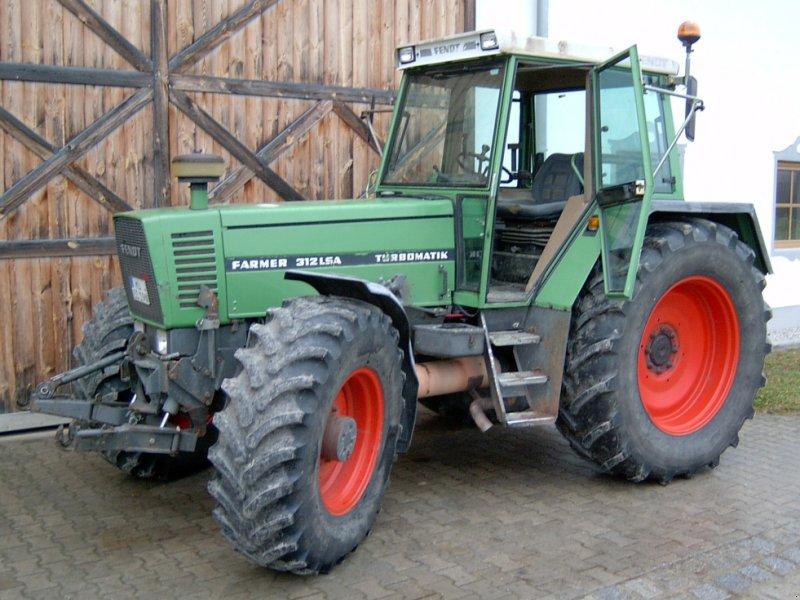 Traktor des Typs Fendt Farmer 312 LSA, Gebrauchtmaschine in Ramerberg (Bild 1)
