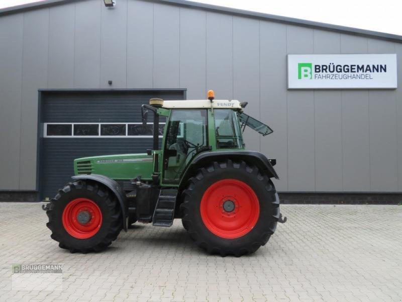 Traktor typu Fendt Farmer 312, wenig Stunden, FH+DL+Klima, Gebrauchtmaschine w Meppen (Zdjęcie 1)