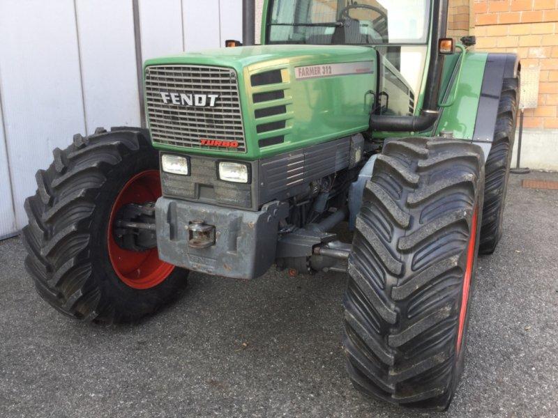 Traktor del tipo Fendt Farmer 312, Gebrauchtmaschine In Cavaglià (Biella) (Immagine 5)