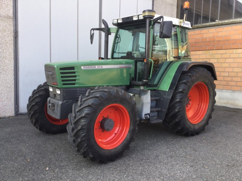 Traktor del tipo Fendt Farmer 312, Gebrauchtmaschine In Cavaglià (Biella) (Immagine 3)