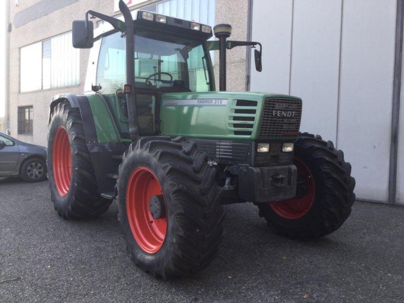 Traktor des Typs Fendt Farmer 312, Gebrauchtmaschine in Cavaglià (Biella) (Bild 1)