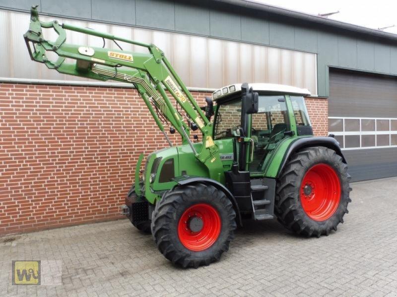 Traktor tipa Fendt Farmer 410 vario/412, Gebrauchtmaschine u Metelen (Slika 1)
