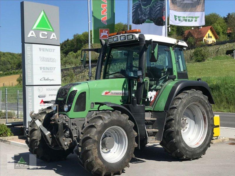 Traktor des Typs Fendt Farmer 410 Vario, Gebrauchtmaschine in Markt Hartmannsdorf (Bild 1)
