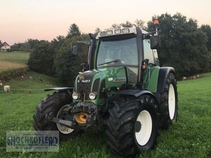 Traktor des Typs Fendt Farmer 410 Vario, Gebrauchtmaschine in Wies (Bild 1)